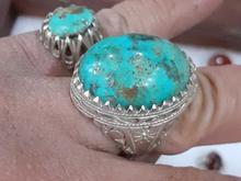 انگشتر فیروزه در شیپور