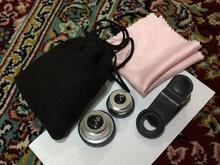 لنز دوربین در شیپور