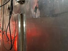 سردخانه متحرک زیر صفری منجمد تکفاز در شیپور