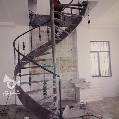 پله پیچ پله گرد پله مدرن داخلی در گروه خرید و فروش خدمات و کسب و کار در تهران در شیپور-عکس4