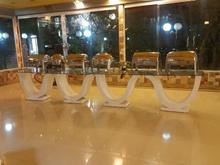 فروش 6 عدد میز شام شیک در شیپور