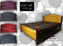 تخت دو نفره فلزی و لمسه در شیپور-عکس کوچک