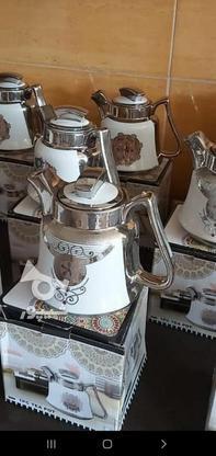 قوری چینی خارجی در گروه خرید و فروش خدمات و کسب و کار در تهران در شیپور-عکس6