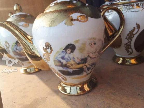 قوری چینی خارجی در گروه خرید و فروش خدمات و کسب و کار در تهران در شیپور-عکس8