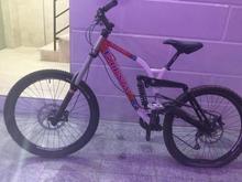 دوچرخه کوهستان دزدیده شده در شیپور