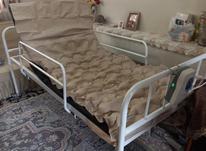 تخت مکانیکی تک شکن تخت بیمار در شیپور-عکس کوچک