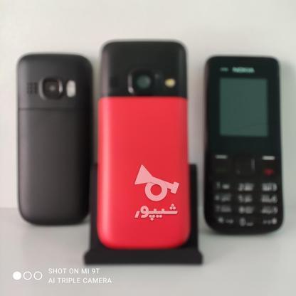 نوکیا 6700شرکتی در گروه خرید و فروش موبایل، تبلت و لوازم در آذربایجان غربی در شیپور-عکس2