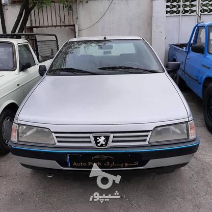 پژو 405GLX 1393 نقرهای در گروه خرید و فروش وسایل نقلیه در مازندران در شیپور-عکس1