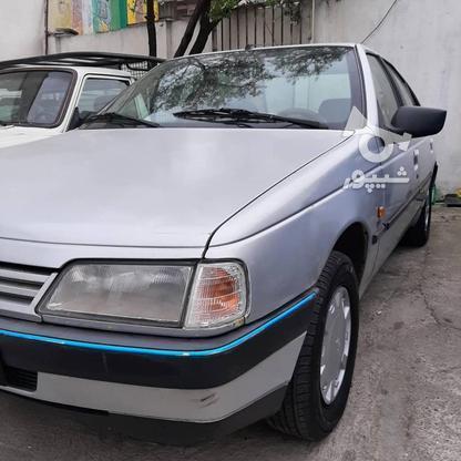 پژو 405GLX 1393 نقرهای در گروه خرید و فروش وسایل نقلیه در مازندران در شیپور-عکس2