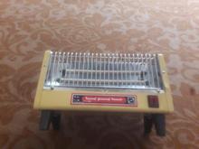 بخاری برقی 2 شعله  در شیپور
