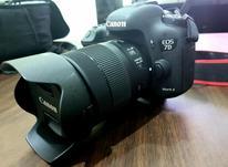 دوربین عکاسی حرفه ای کانون EOS 7D II در شیپور-عکس کوچک