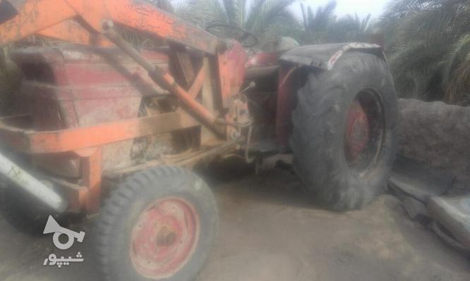 تراکتور فیات قرمز مدل65 در گروه خرید و فروش وسایل نقلیه در کرمان در شیپور-عکس5