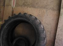 یک جفت لاستیک عقب رومانی  در شیپور-عکس کوچک