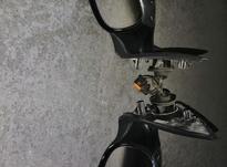 یک جفت آینه بغل 207 فابریک فرانسوی همراه با فلاپ خاکستری  در شیپور-عکس کوچک