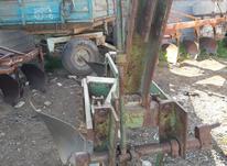 گاوآهن 4خیش جاندیر در شیپور-عکس کوچک