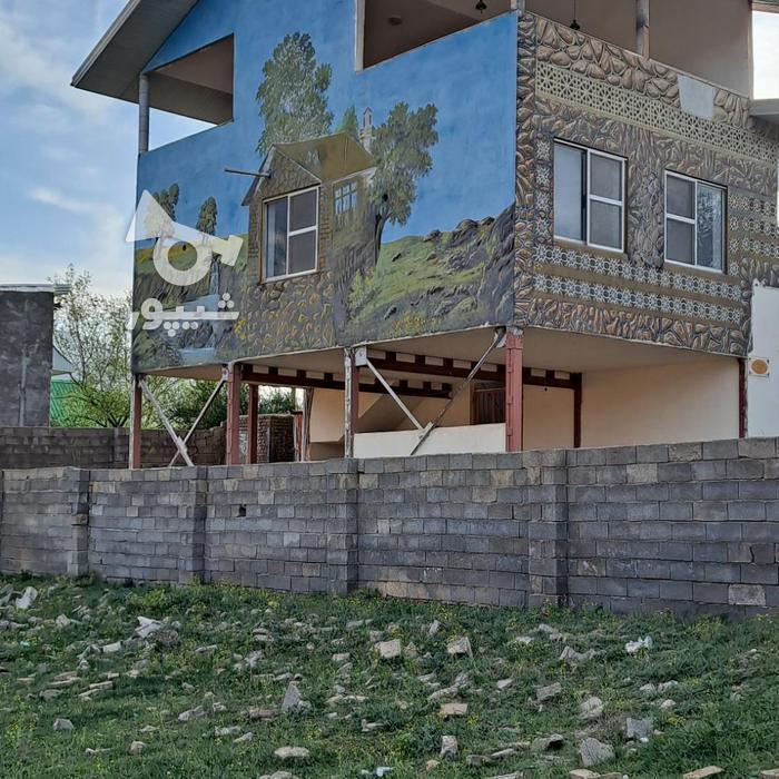 فروش ویلا ۳۰۰ متر در روستای یلاقی و خوش اب و هوای لنگر