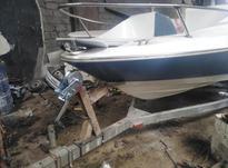 قایق 17 فوت 8 نفره قیمت بدون موتور در شیپور-عکس کوچک