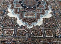 فرش دربار کاشان، حوض نقره و شهیاد /9متری/ طرح 700 شانه در شیپور-عکس کوچک