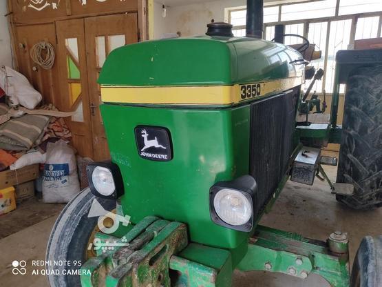 تراکتور جاندیر  در گروه خرید و فروش وسایل نقلیه در فارس در شیپور-عکس1