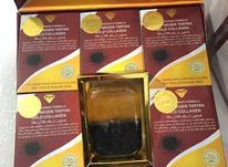 صابون تریاک کلاژن طلا  اصل هولوگرامی در شیپور-عکس کوچک