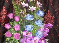 گل مصنوعی کلاسیک در شیپور-عکس کوچک