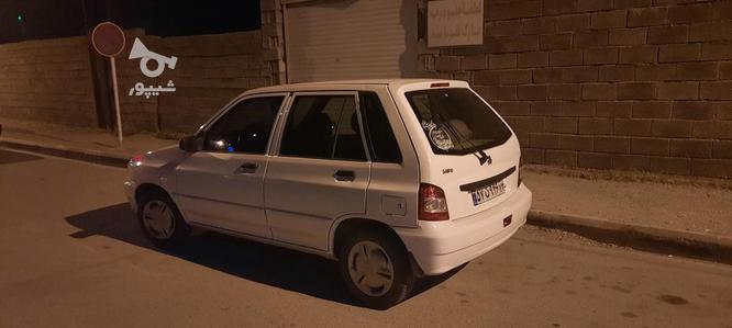 پراید111 مدل 96 کارمندی در گروه خرید و فروش وسایل نقلیه در فارس در شیپور-عکس2
