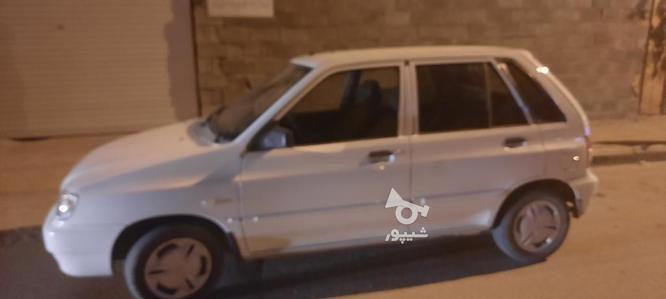 پراید111 مدل 96 کارمندی در گروه خرید و فروش وسایل نقلیه در فارس در شیپور-عکس1