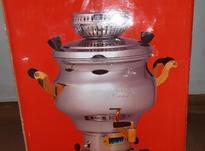 سماور گازی آپالون اصل در شیپور-عکس کوچک