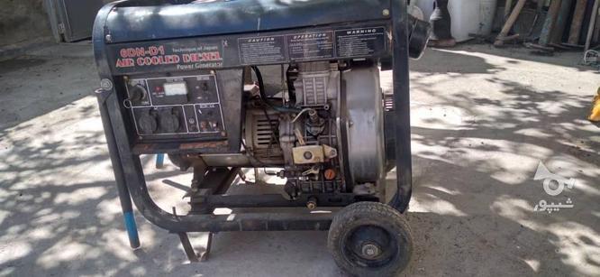 موتور برق دیزلی فروشی در گروه خرید و فروش صنعتی، اداری و تجاری در آذربایجان غربی در شیپور-عکس1