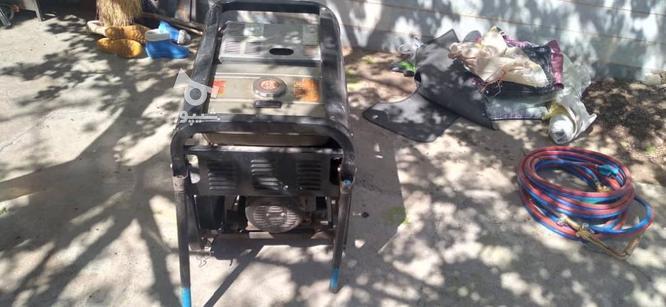 موتور برق دیزلی فروشی در گروه خرید و فروش صنعتی، اداری و تجاری در آذربایجان غربی در شیپور-عکس2