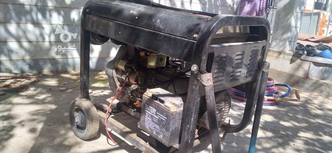 موتور برق دیزلی فروشی در گروه خرید و فروش صنعتی، اداری و تجاری در آذربایجان غربی در شیپور-عکس3