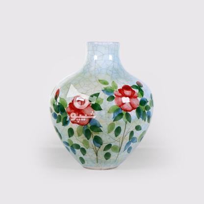 گلدان های صنایع دستی سفال سرامیکی  در گروه خرید و فروش لوازم خانگی در تهران در شیپور-عکس4