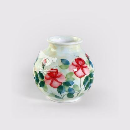 گلدان های صنایع دستی سفال سرامیکی  در گروه خرید و فروش لوازم خانگی در تهران در شیپور-عکس7