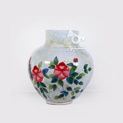 گلدان های صنایع دستی سفال سرامیکی  در گروه خرید و فروش لوازم خانگی در تهران در شیپور-عکس3