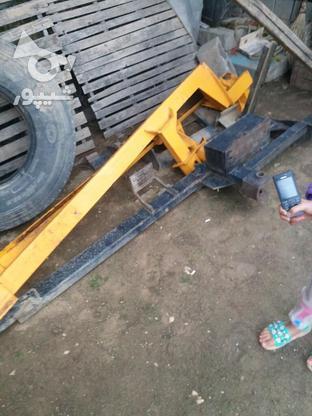 شاسی بیل تراکتور 285 تک و299 تک درحد  در گروه خرید و فروش وسایل نقلیه در آذربایجان غربی در شیپور-عکس1