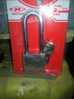 قفل  شیک و کلاسیک در گروه خرید و فروش صنعتی، اداری و تجاری در لرستان در شیپور-عکس2