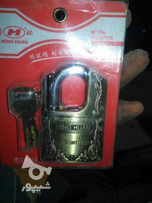 قفل  شیک و کلاسیک در گروه خرید و فروش صنعتی، اداری و تجاری در لرستان در شیپور-عکس1