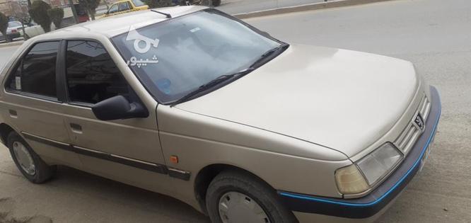پژو بژ مدل 1383 در گروه خرید و فروش وسایل نقلیه در کردستان در شیپور-عکس3