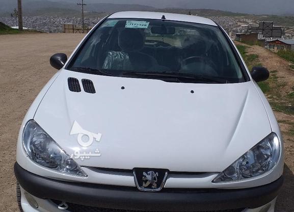 فروش 206 تیپ 2 در گروه خرید و فروش وسایل نقلیه در کرمانشاه در شیپور-عکس1