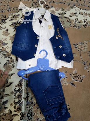 شلوار پیراهن وجلیقه در گروه خرید و فروش لوازم شخصی در تهران در شیپور-عکس1