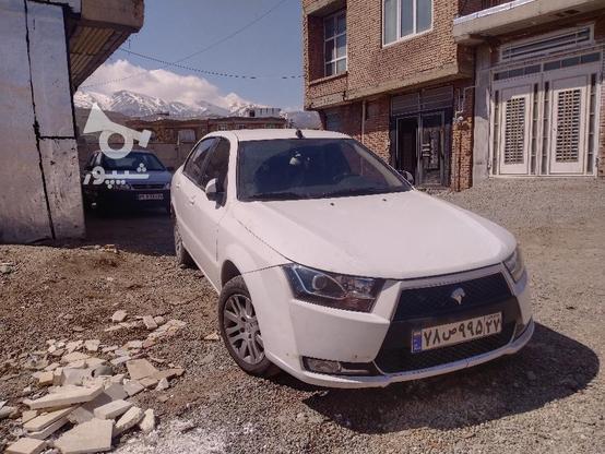 دنا تیپ 2 مدل 1394درحد در گروه خرید و فروش وسایل نقلیه در آذربایجان غربی در شیپور-عکس1