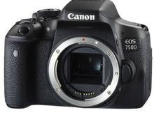 دوربین کانن EOS 750D همراه با لنز 50mm f/1.8 STM در شیپور