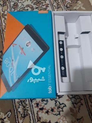 تبلت lenovoدانش آموزی در گروه خرید و فروش موبایل، تبلت و لوازم در البرز در شیپور-عکس4