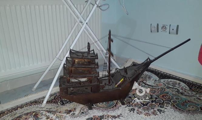کشتی دستساز کبریتی در گروه خرید و فروش لوازم خانگی در آذربایجان شرقی در شیپور-عکس4