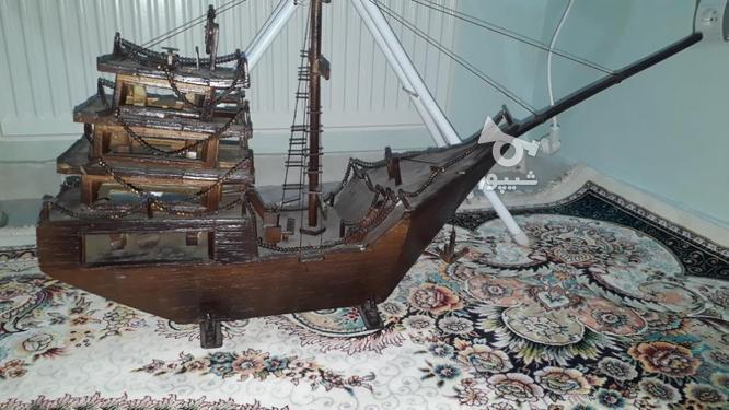 کشتی دستساز کبریتی در گروه خرید و فروش لوازم خانگی در آذربایجان شرقی در شیپور-عکس2