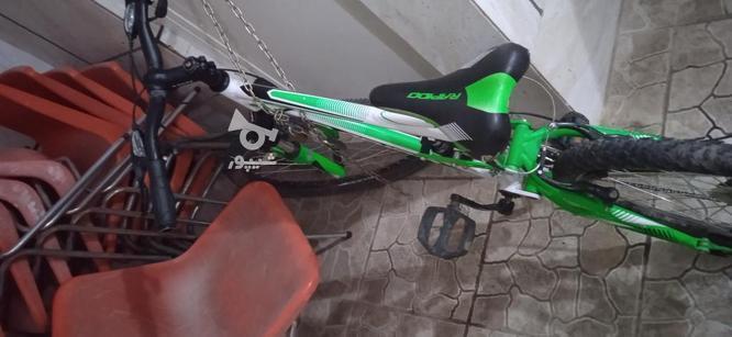 دوچرخه ی کوهستان سایز 24 در گروه خرید و فروش ورزش فرهنگ فراغت در سمنان در شیپور-عکس1