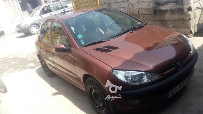 206فروشی سالم  در گروه خرید و فروش وسایل نقلیه در مازندران در شیپور-عکس1