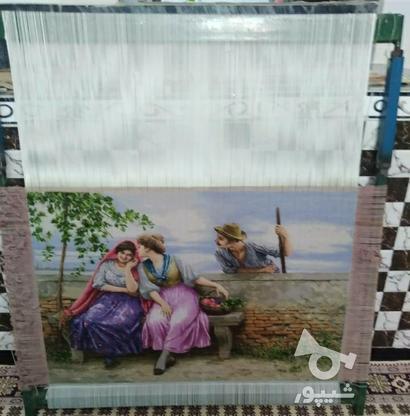 تابلو فروش دستبافت  در گروه خرید و فروش ورزش فرهنگ فراغت در آذربایجان غربی در شیپور-عکس2