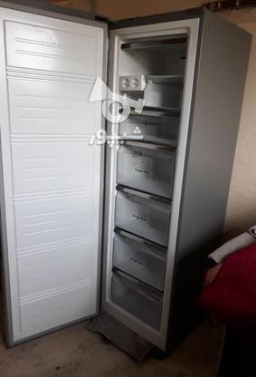 یخچال فریزر دو قلو هایسنس در گروه خرید و فروش لوازم خانگی در مازندران در شیپور-عکس2