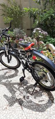 دوچرخه دنده ای سایز16کاملا سالم در گروه خرید و فروش ورزش فرهنگ فراغت در گیلان در شیپور-عکس4
